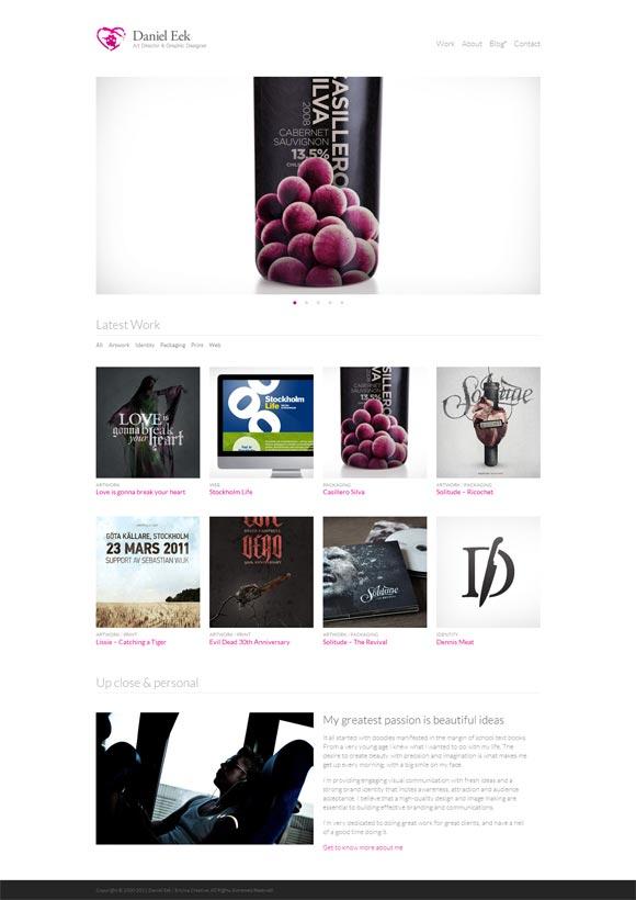 Daniel Eek | Graphic Designer