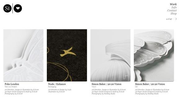 Si Scott Studio | Design