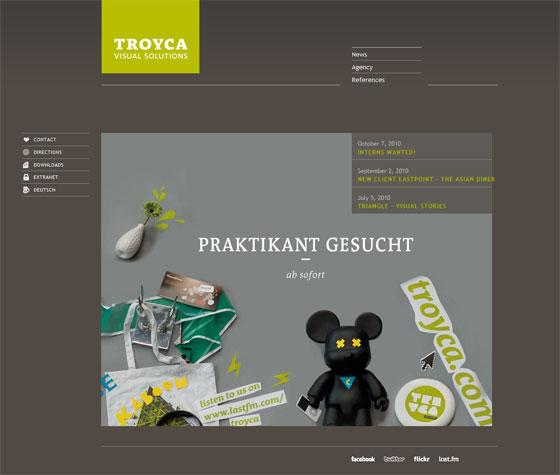 Troyca | Design