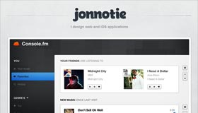 Jonnotie | Web Design