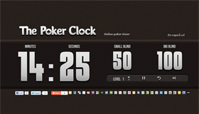 The Poker Clock