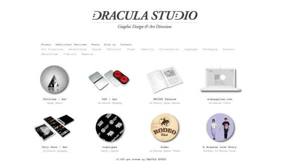 Dracula Studio
