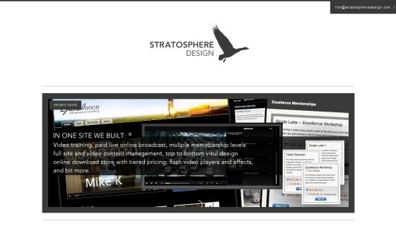 Stratosphere Design