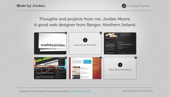 Made by Jordan