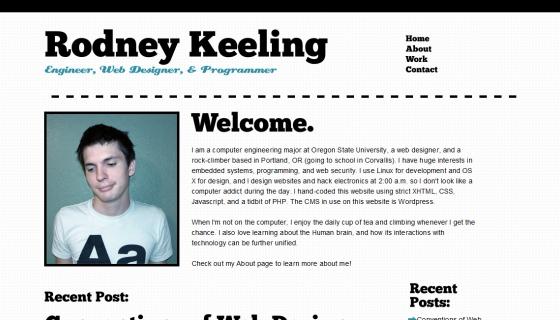 Rodney Keeling