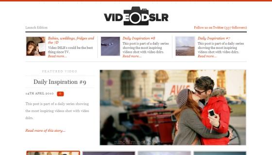VideoDSLR