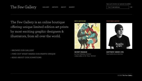 The Few Gallery