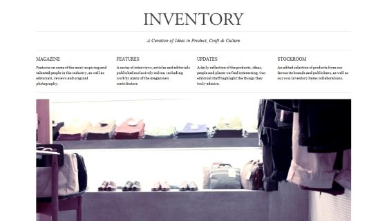Inventory Magazine
