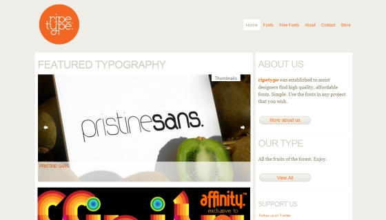 Ripe Type
