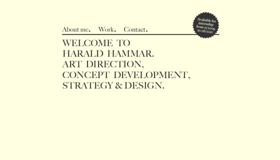 Harald Hammar