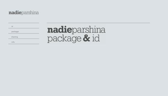 Nadie Parshina