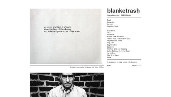 Blanketrash