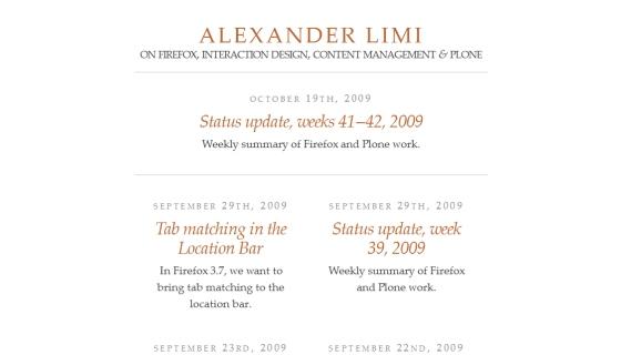 Alexander Limi