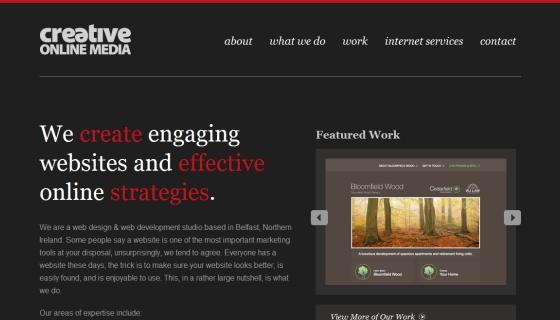 Creative Online Media