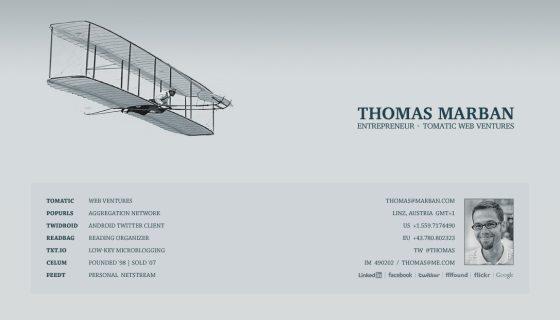Thomas Marban