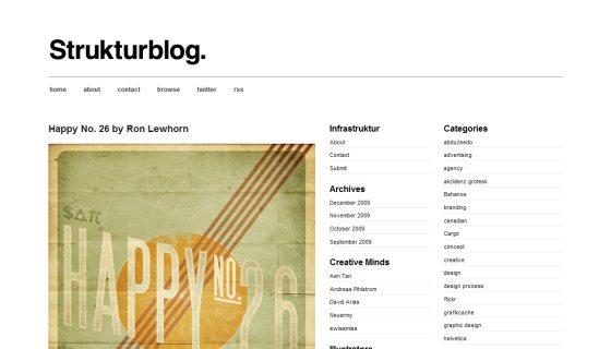 Strukturblog