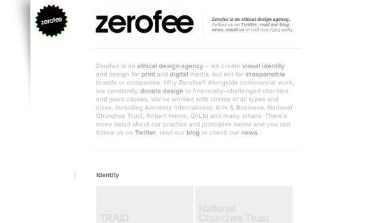 Zerofee