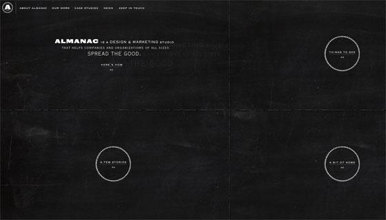 Brand Almanac | Web Design