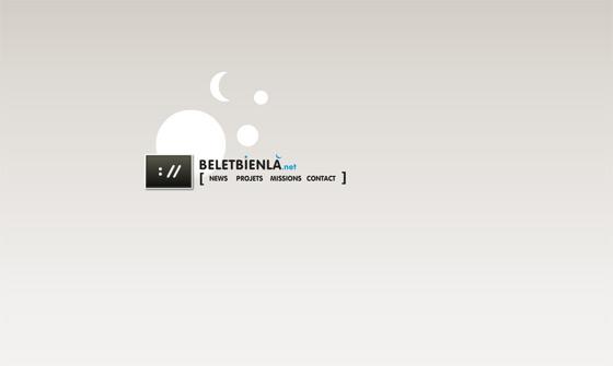 Beletbienla | Web Design