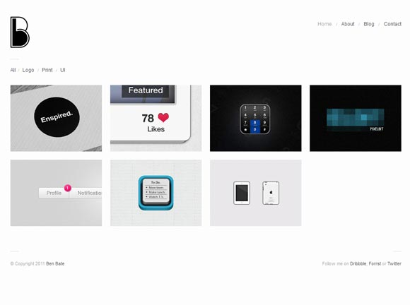 Ben Bate | Graphic Designer