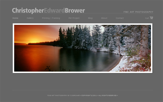 C.E. Brower | Photography
