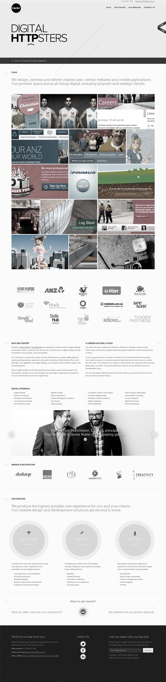 Carter | Digital Agency