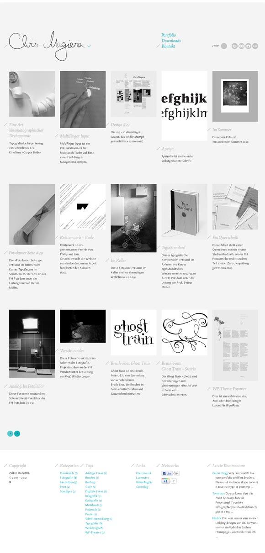 Chris Magiera | Designer