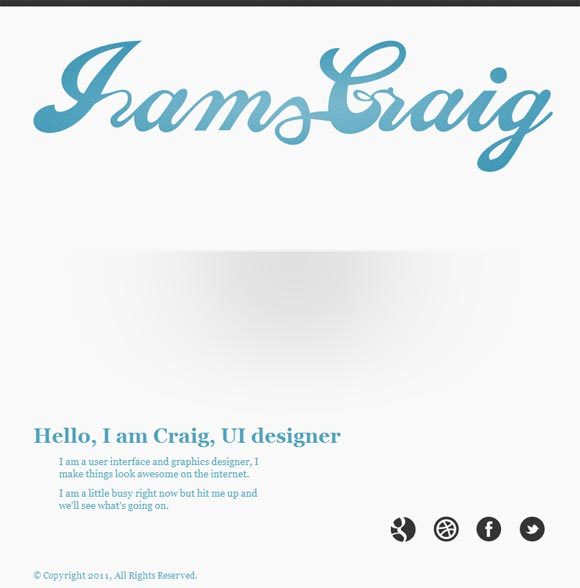 Craig Reville | Designer