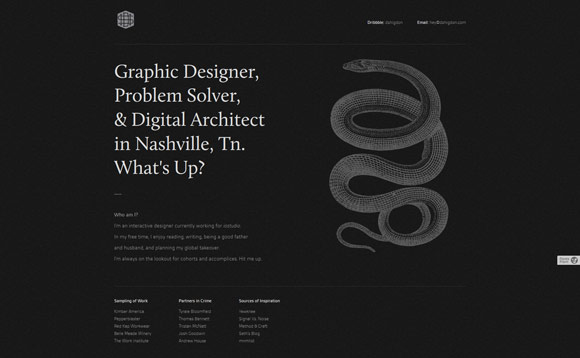 D.S. Higdon | Design
