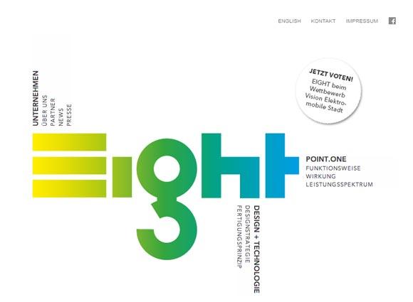 Eight | Design
