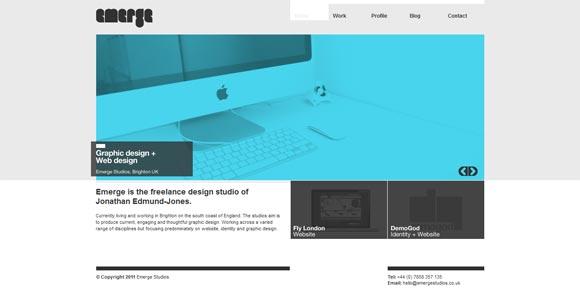 Emerge | Design