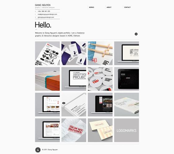 Giang Nguyen | Web Designer