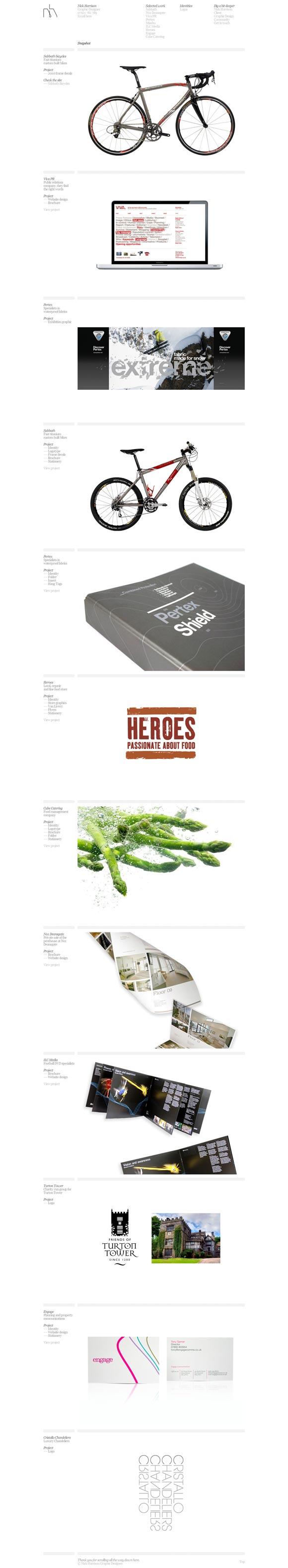 Nick Harrison | Graphic Designer