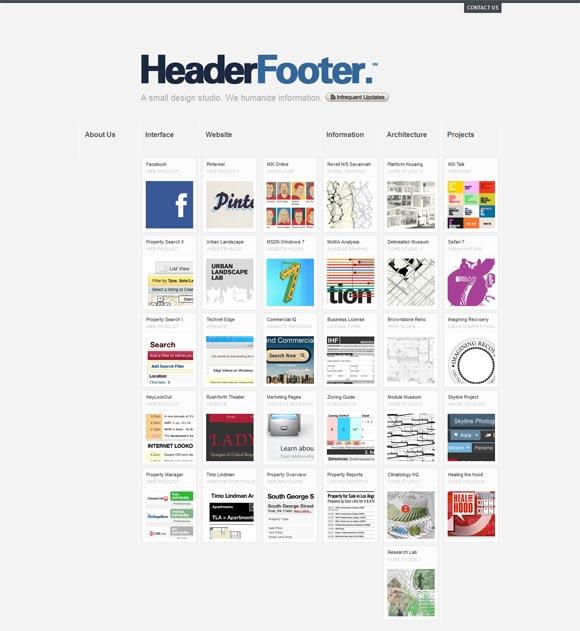 HeaderFooter