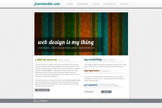 Jcavemedia | Web Designer