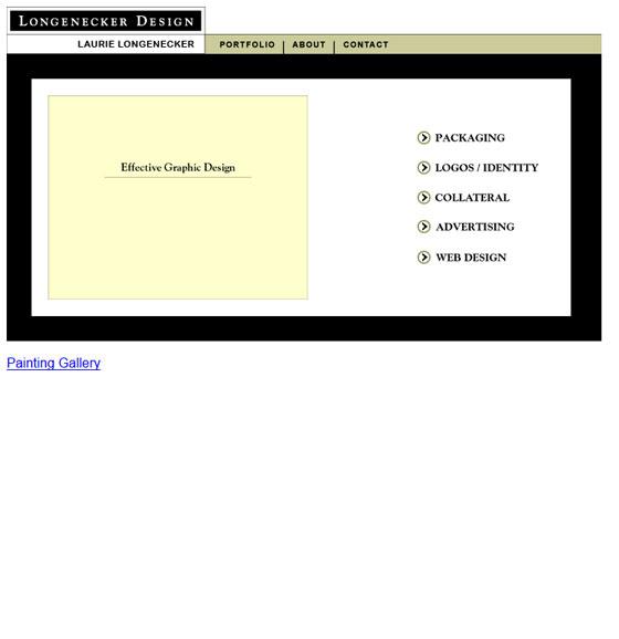 Longenecker | Web Design