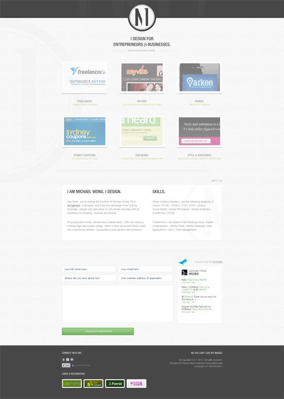 Mizko | Web Design