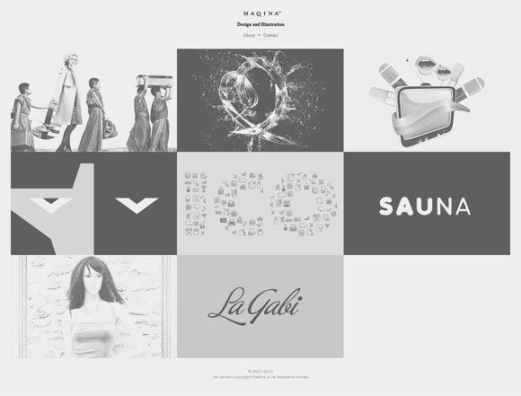 Maqina  | Design and illustration