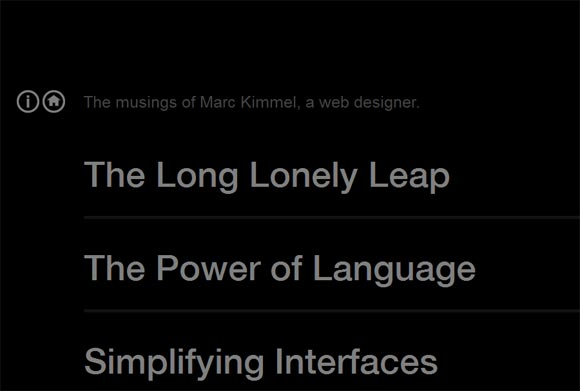 Marc Kimmel | Graphic Designer