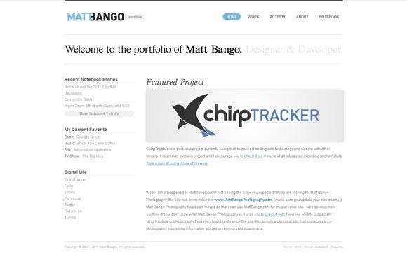 Matt Bango | Designer