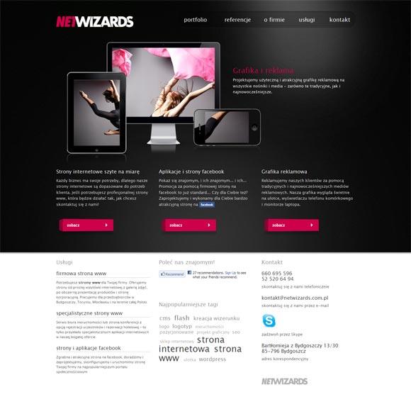 Netwizards | Design