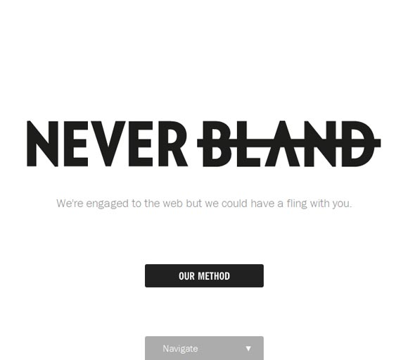 Neverbland | Digital Studio