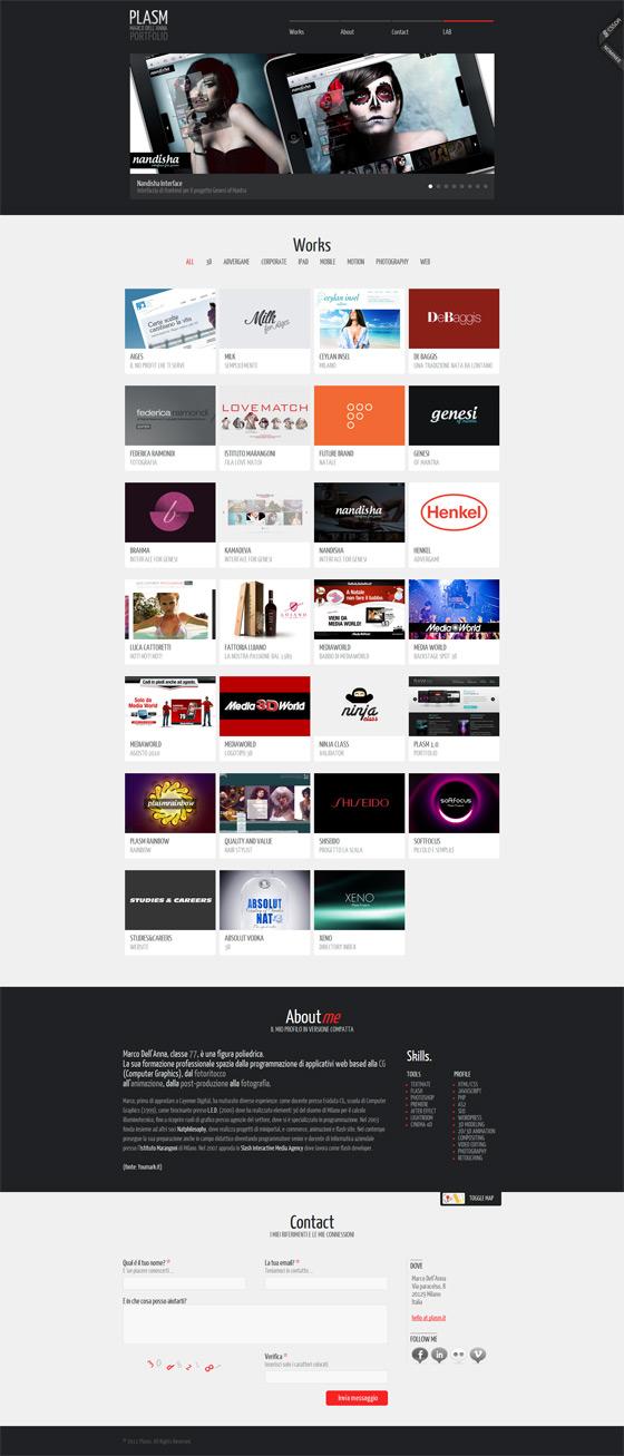 Plasm It | Web Design