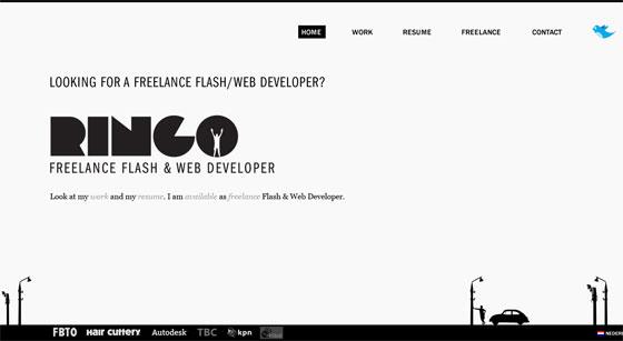 Ringo | Web Designer