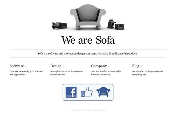 Sofa | Design