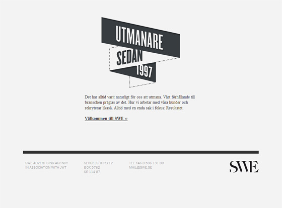 SWE | Advertising Agency