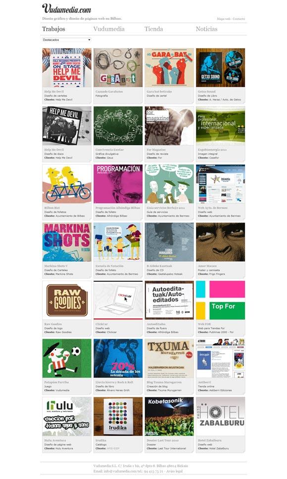 Vudumedia.com   Graphic Design