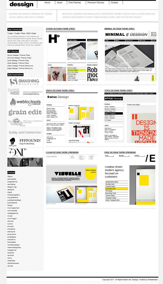Dessign | Web Design