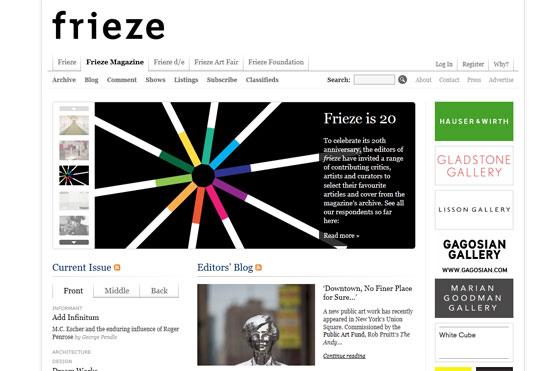 Frieze | Magazine
