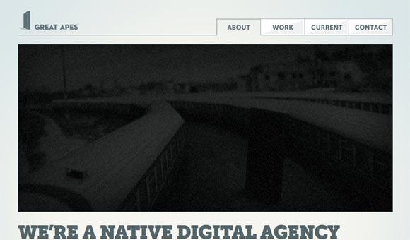 Great Apes   Digital Agency